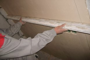 Выравнивание стен своими руками - переходим к практике