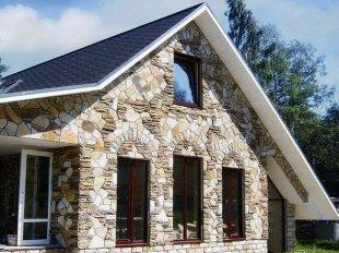 Отделка фасада помещения, какой материал лучше выбрать?