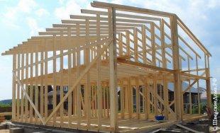 Строительство из досок – разновидности материала