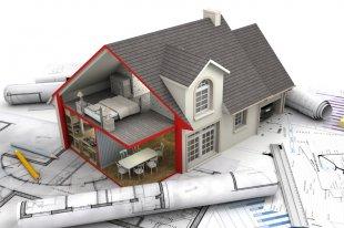 Проектирование помещений загородного дома