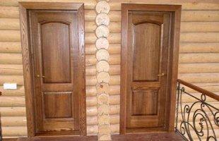 Что такое филенчатые двери?