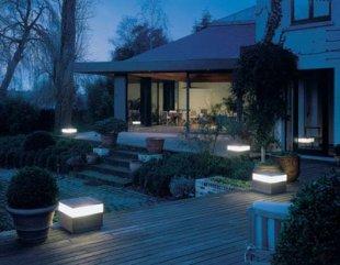 Освещение, как элемент ландшафтного дизайна
