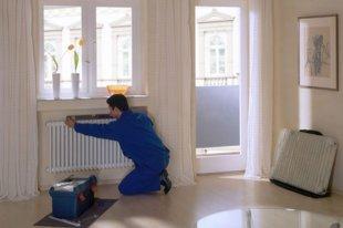 Особенности проведения ремонта квартиры в зимнее время года