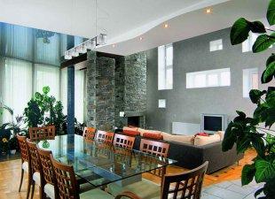 Как оформить дизайн столовой?