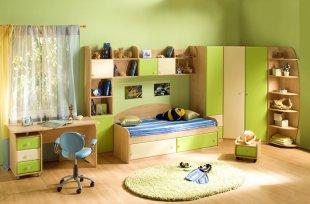 На что стоит обращать внимание при выборе детской мебели?
