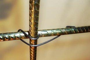 Как правильно подобрать проволоку для вязки арматуры