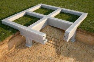 Какой фундамент лучше всего использовать при строительстве коттеджа