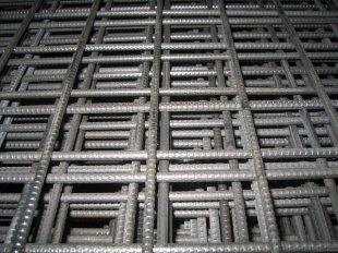 Использование сварной сетки в строительстве