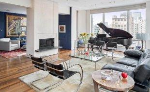 Особенности расположения рояля в дизайне интерьера