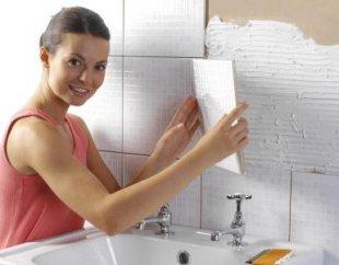 Как лучше класть керамическую плитку