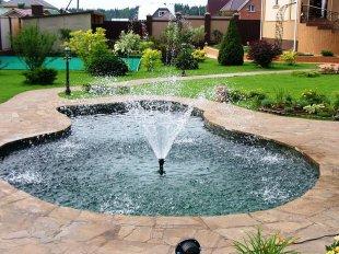 Какой фонтан можно установить на своем участке