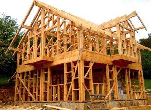 Особенности проектирования деревянного дома