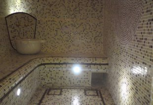 Особенности возведения турецкой бани