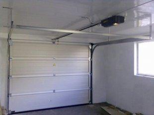 Разновидности приводов для гаражных ворот