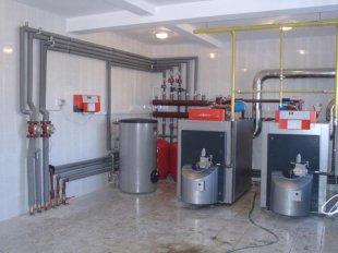 Насосное оборудование для обеспечения жилых домов водой