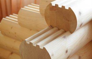 Виды бруса, используемого для строительства домов