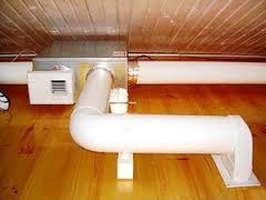 Вентиляция в частном доме: основные этапы монтажных работ