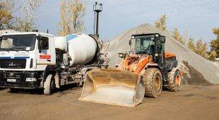 Доставка бетона миксером от завода «Стройнеруд»