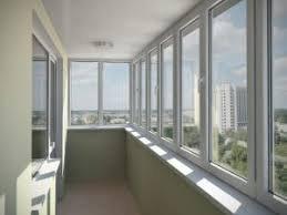 Технологии остекления балконов