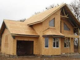 Особенности строительства домов из сэндвич-панелей